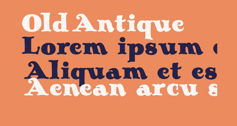 OldAntique