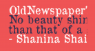 OldNewspaperTypes