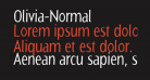 Olivia-Normal