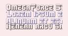 OmegaForce 3D Regular
