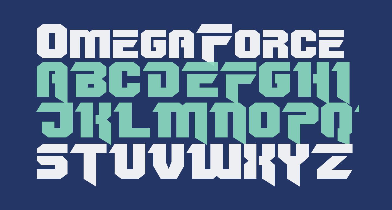 OmegaForce Expanded
