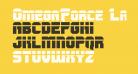 OmegaForce Laser Regular
