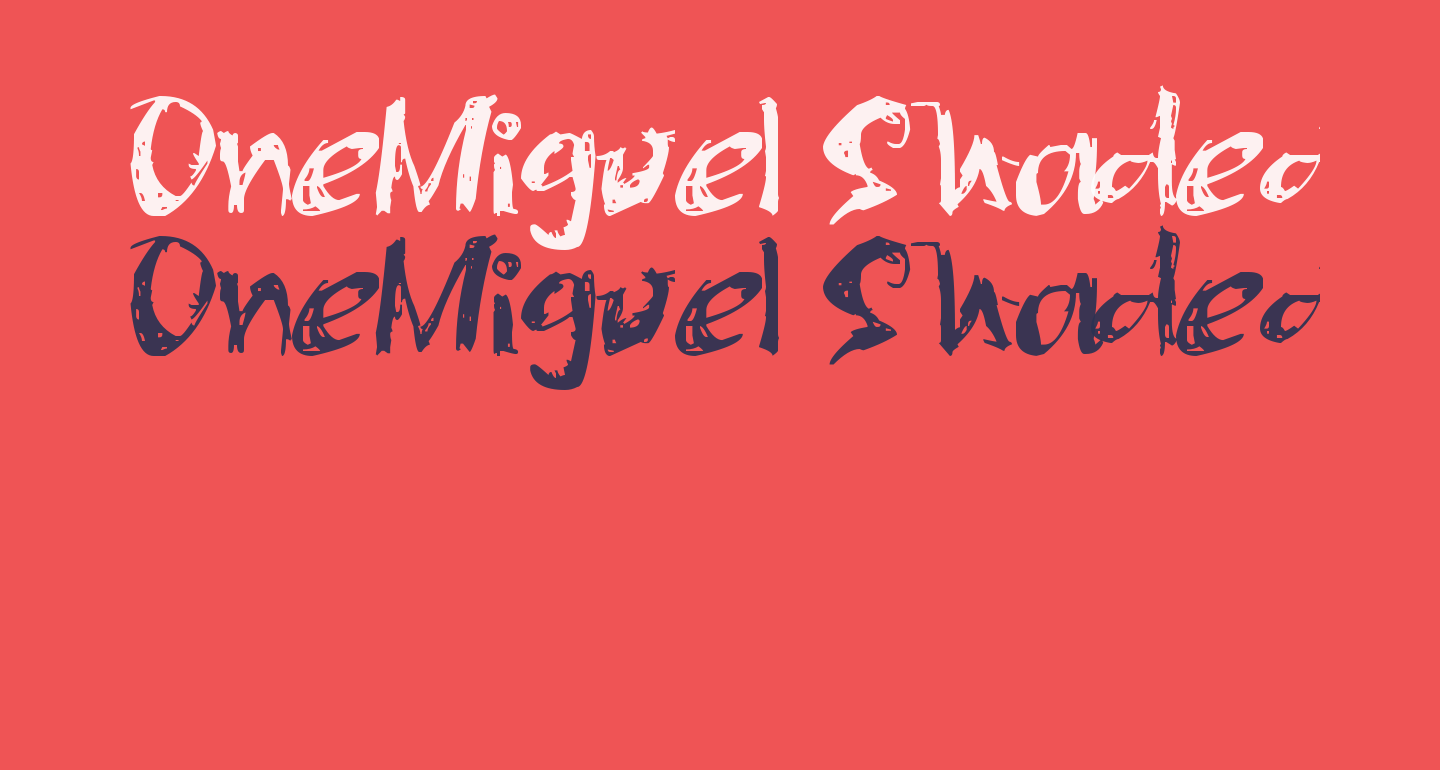 OneMiguel Shaded