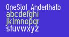 OneSlot Anderthalb