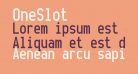 OneSlot