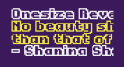 Onesize Reverse