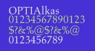 OPTIAlkas