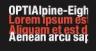 OPTIAlpine-EightySeven