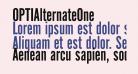 OPTIAlternateOne