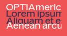 OPTIAmericanGothic-Medium