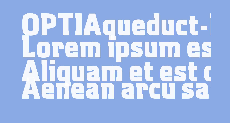 OPTIAqueduct-H
