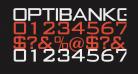 OPTIBankGothic-Medium