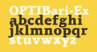 OPTIBari-ExtraBold