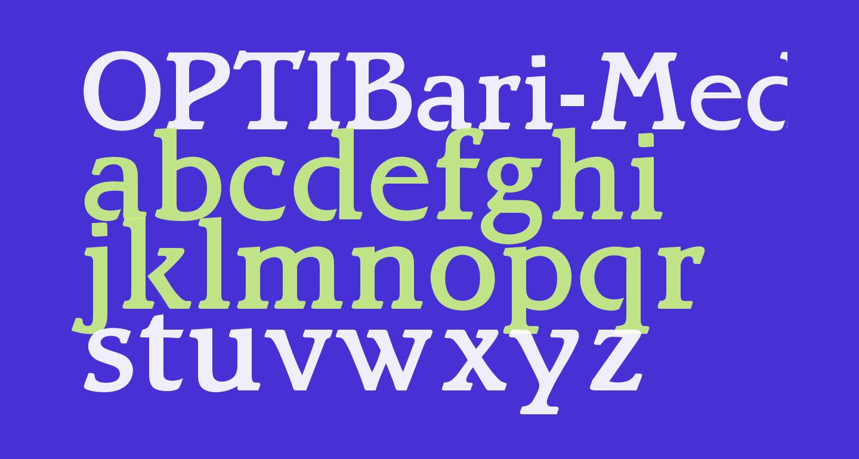 OPTIBari-Medium