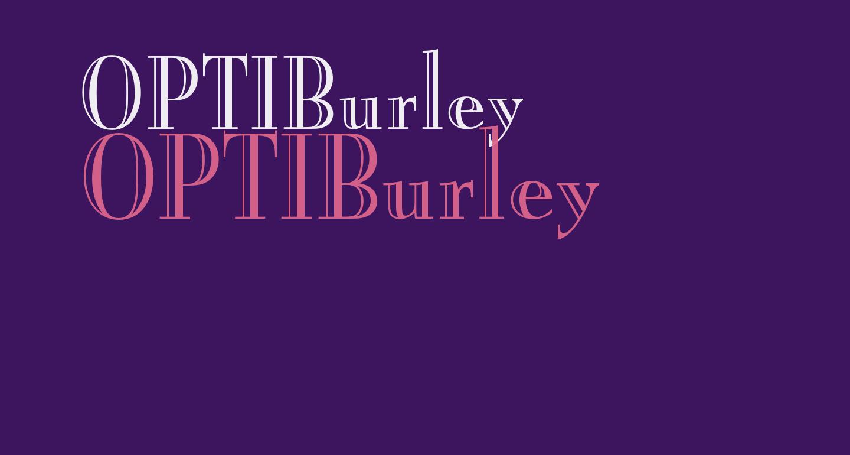 OPTIBurley
