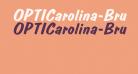 OPTICarolina-Brush