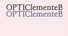 OPTIClementeBookAd