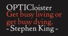 OPTICloister