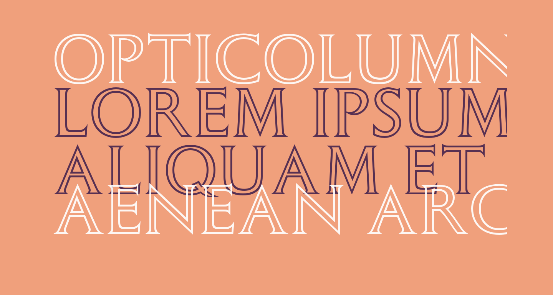 OPTIColumna-Open