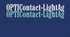 OPTIContact-LightAgency