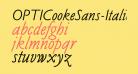 OPTICookeSans-Italic