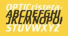 OPTICristeta-Italic