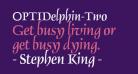 OPTIDelphin-Two