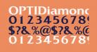 OPTIDiamond-DemiBold