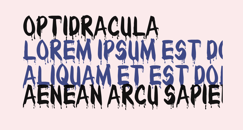 OPTIDracula