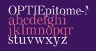 OPTIEpitome-Medium