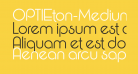 OPTIEton-Medium