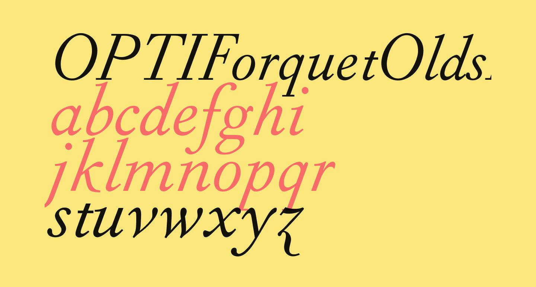 OPTIForquetOldsIta-Sup