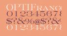 OPTIFrancoLight-Roman