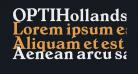OPTIHollandseSemiBoldAg