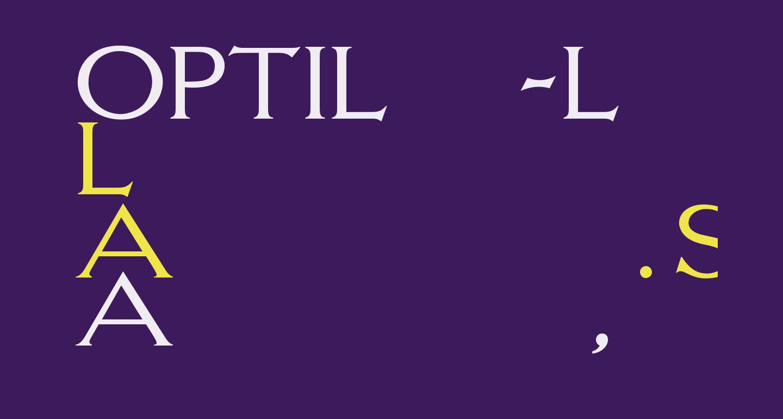 OPTILagoon-Light