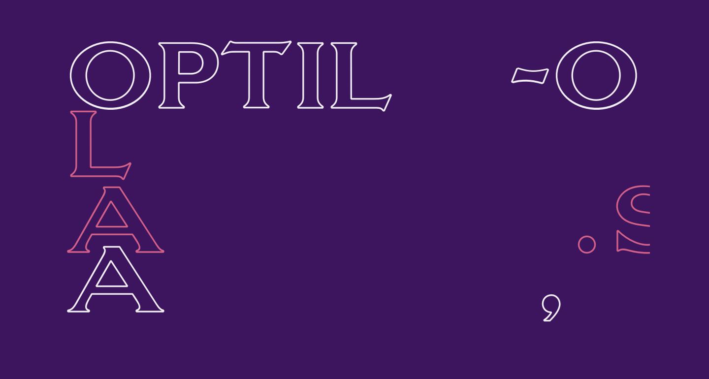 OPTILagoon-Open