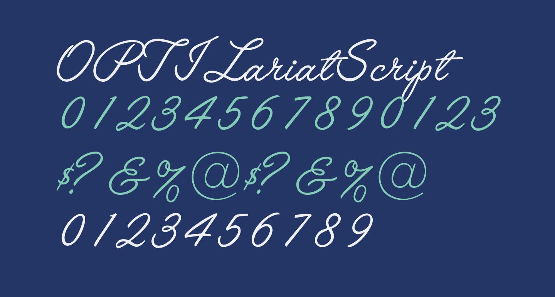 OPTILariatScript
