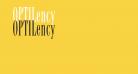 OPTILency