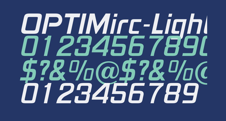 OPTIMirc-Light