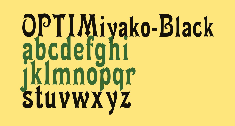 OPTIMiyako-Black