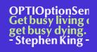 OPTIOptionSemiBold
