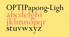 OPTIPapong-Light