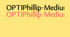 OPTIPhillip-Medium