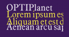OPTIPlanet