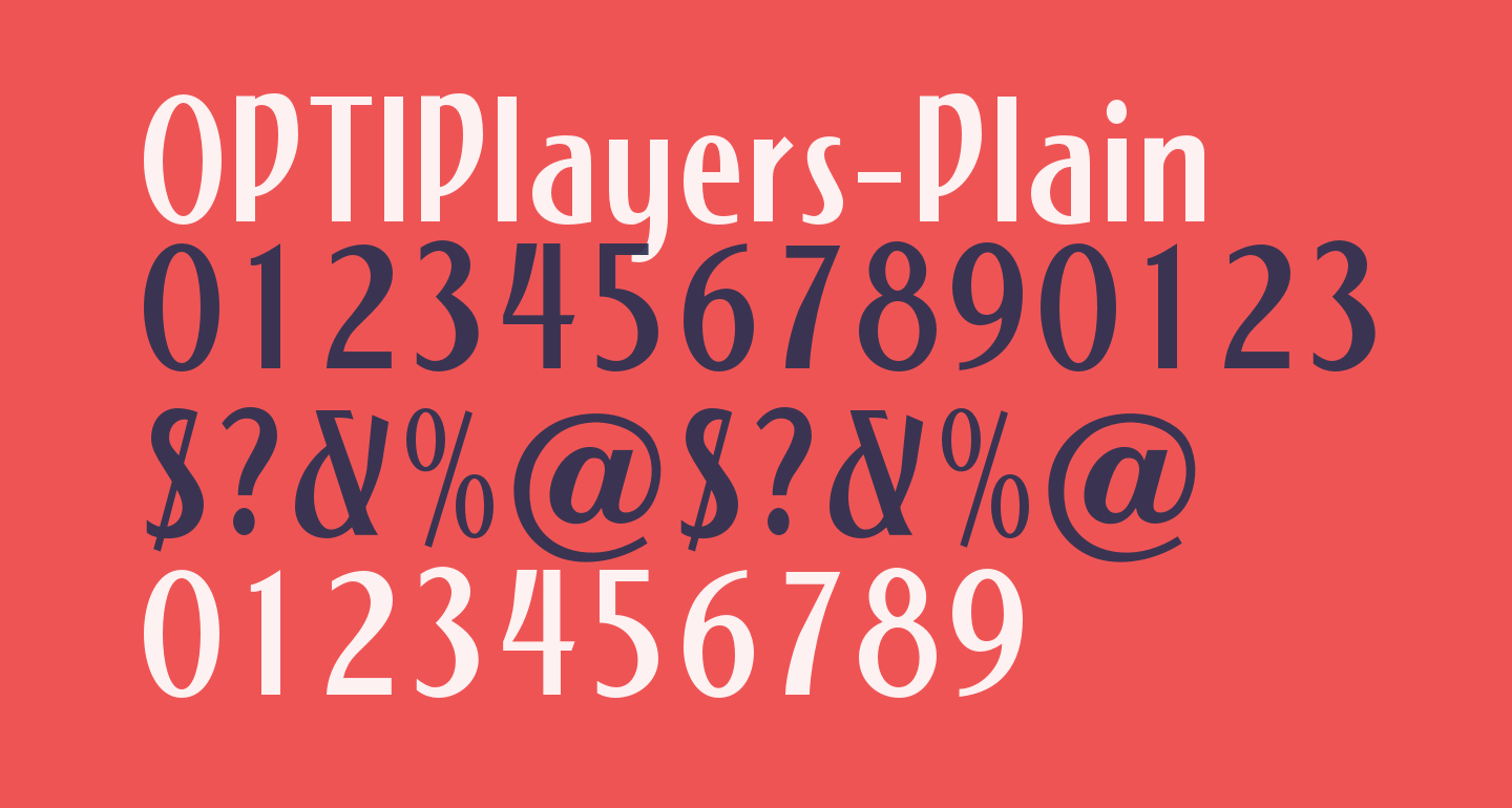OPTIPlayers-Plain