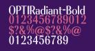 OPTIRadiant-Bold