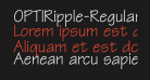 OPTIRipple-Regular