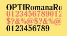 OPTIRomanaRoman-Bold