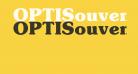 OPTISouvenir-Bold