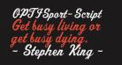 OPTISport-Script